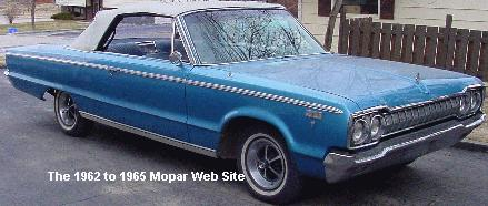 1965 Dodge 880 side view