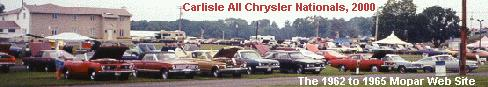 All Chrysler Nationals 2000
