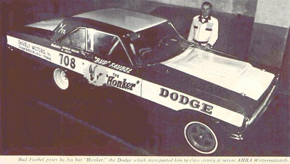 '1965 Dodge mag article photo