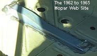 Mopar Frame Connector