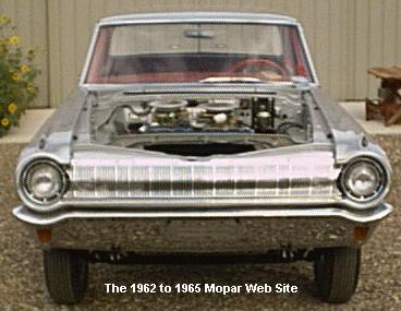 1964 Dodge front - AWB Dick Landy
