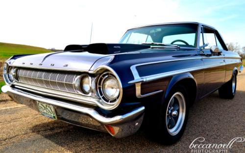 1964 Dodge Polara, driver side front