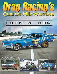 Quarter Mile Warriors, Then and Now book cover