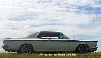1964 Chrysler 300 side view
