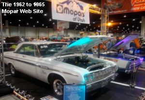 1964 Plymouth Fury at AutoRama