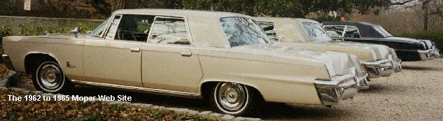 1964 Imperial Crown - side