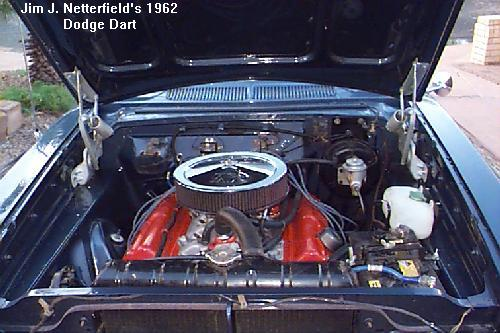 318 poly in 1962 Dodge Dart